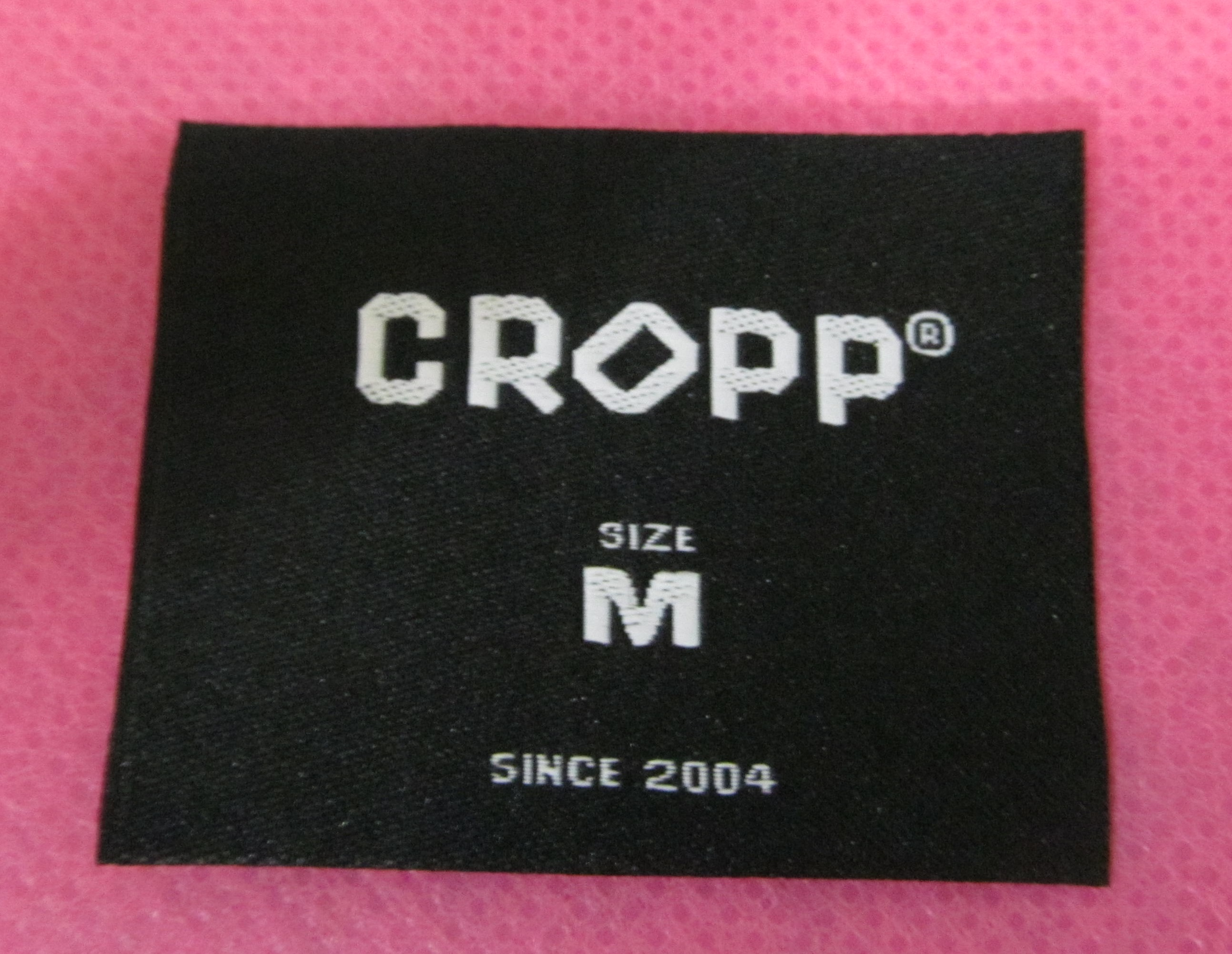 productWOVEN LABEL